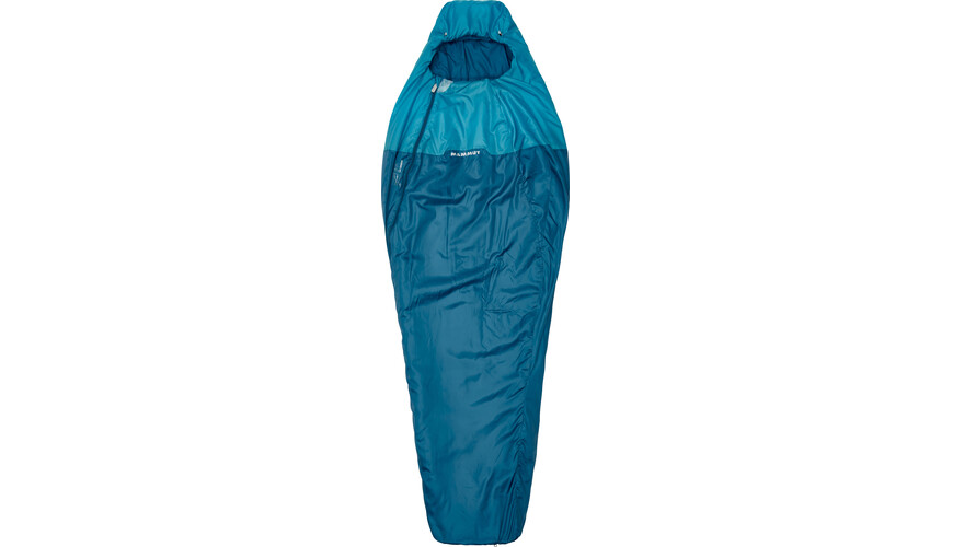 Mammut Nordic OTI Spring 180 Sleeping Bag pacific-dark pacific